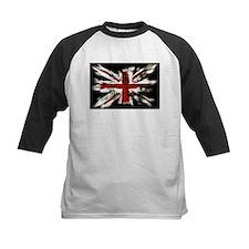 UK England Flag Baseball Jersey