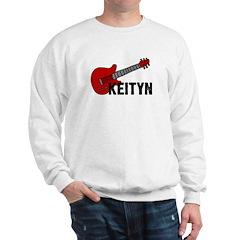 Guitar - Keityn Sweatshirt