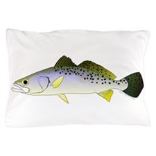 Spotted Seatrout 2 Pillow Case