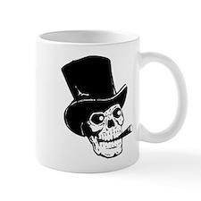 Black Skull Mugs