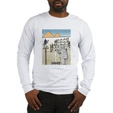 Pigeons Plotting Long Sleeve T-Shirt