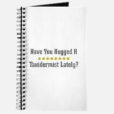Hugged Taxidermist Journal