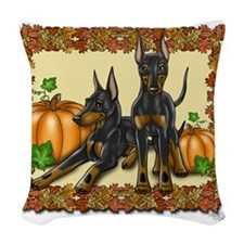 Autumn Standard Manchester Woven Throw Pillow