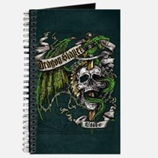 Dragon Slayer Crest Journal