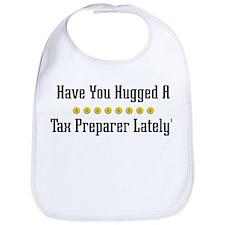 Hugged Tax Preparer Bib