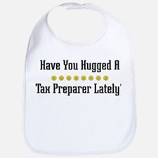 Hugged Tax Preparer Bib
