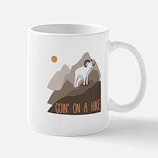 Goin on a Hike Mugs