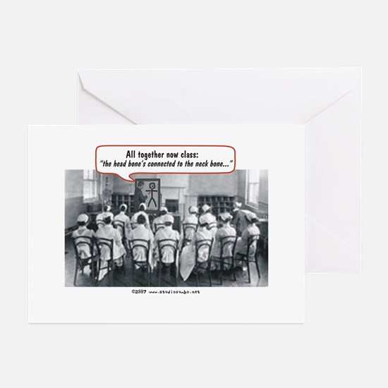 All Together Now Nurses Greeting Cards (Pk of 10)