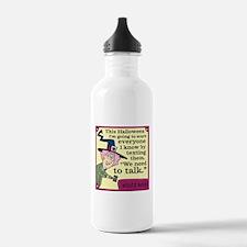 Aunty Acid: Halloween Water Bottle
