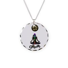 Chakra Gongster Girl Necklace