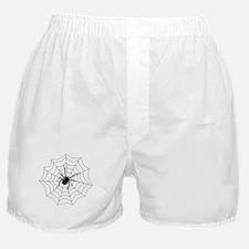 Creepy Crawly Spider Boxer Shorts