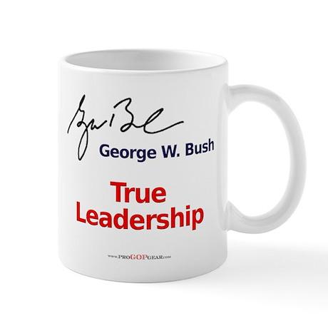 """""""True Leadership"""" Mug"""