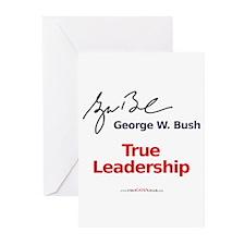 """True Leadership"" Greeting Cards (6)"