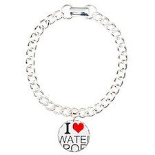I Love Water Sports Bracelet