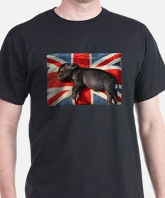 Micro pig chilling T-Shirt