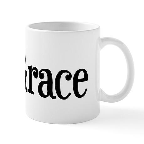 I Heart (Love) Grace Mug