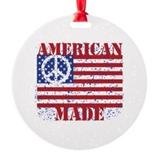 American Made Ornament