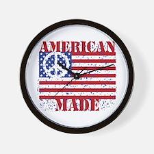 American Made Wall Clock