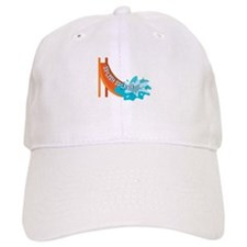 Splish Splash Baseball Baseball Cap