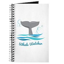 Whale Watcher Journal