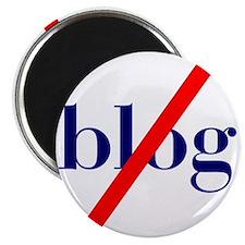 Cute Blog funny Magnet