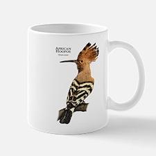 African Hoopoe Mug