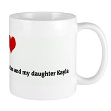I Love My Husband Curtis my s Mug