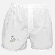 Decorating Diva Boxer Shorts