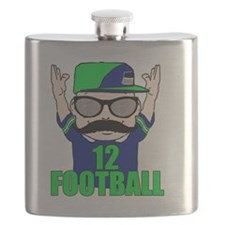 Seattle fan Flask