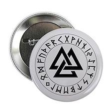 Triple Triangle Rune Shield Button