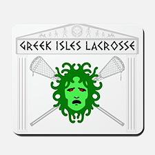 Lacrosse Greek Isles Mousepad