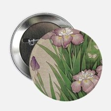 "Unique Botanical 2.25"" Button"