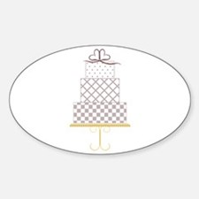 Layered Cake Decal