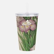 Funny Botanical Acrylic Double-wall Tumbler