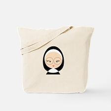 Sister Head Tote Bag