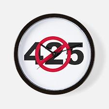 NO 425.jpg Wall Clock