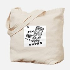 Cool Pig lunch Tote Bag
