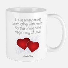 Meet With A Smile - Mugs