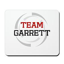 Garrett Mousepad