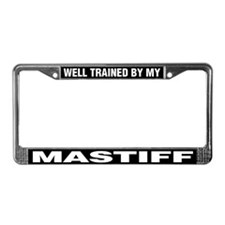 Well Trained By My Mastiff