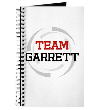 Garrett Journal