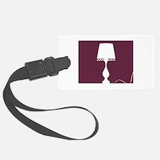 Lamp Luggage Tag