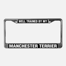Well Trained By My Manchester Terrier