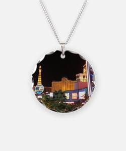 Las Vegas Strip Necklace