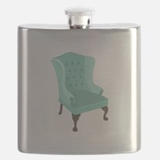 Wingback Chair Flask