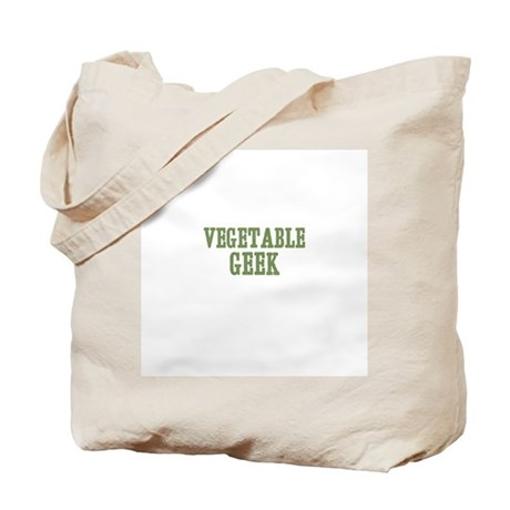vegetable geek Tote Bag