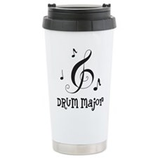 Drum Major Marching Ban Travel Mug