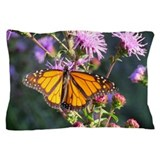 Monarch butterfly Pillow Cases