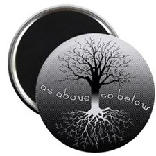 As Above So Below Magnets