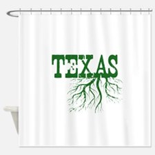 Texas Roots Shower Curtain